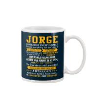 Jorge - Completely Unexplainable Mug thumbnail