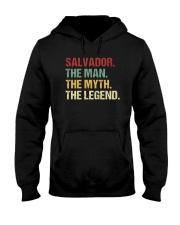 THE LEGEND - Salvador Hooded Sweatshirt thumbnail