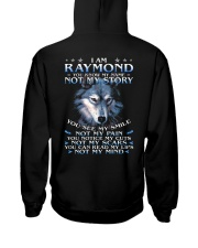 Raymond - You dont know my story Hooded Sweatshirt thumbnail