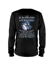 Raymond - You dont know my story Long Sleeve Tee thumbnail