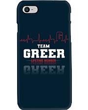 GREER - Team DS02 Phone Case thumbnail
