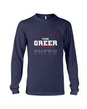 GREER - Team DS02 Long Sleeve Tee thumbnail