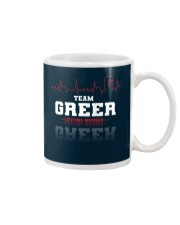 GREER - Team DS02 Mug thumbnail