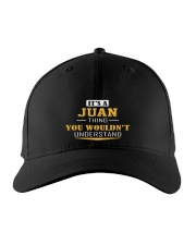 JUAN - THING YOU WOULDNT UNDERSTAND Embroidered Hat front