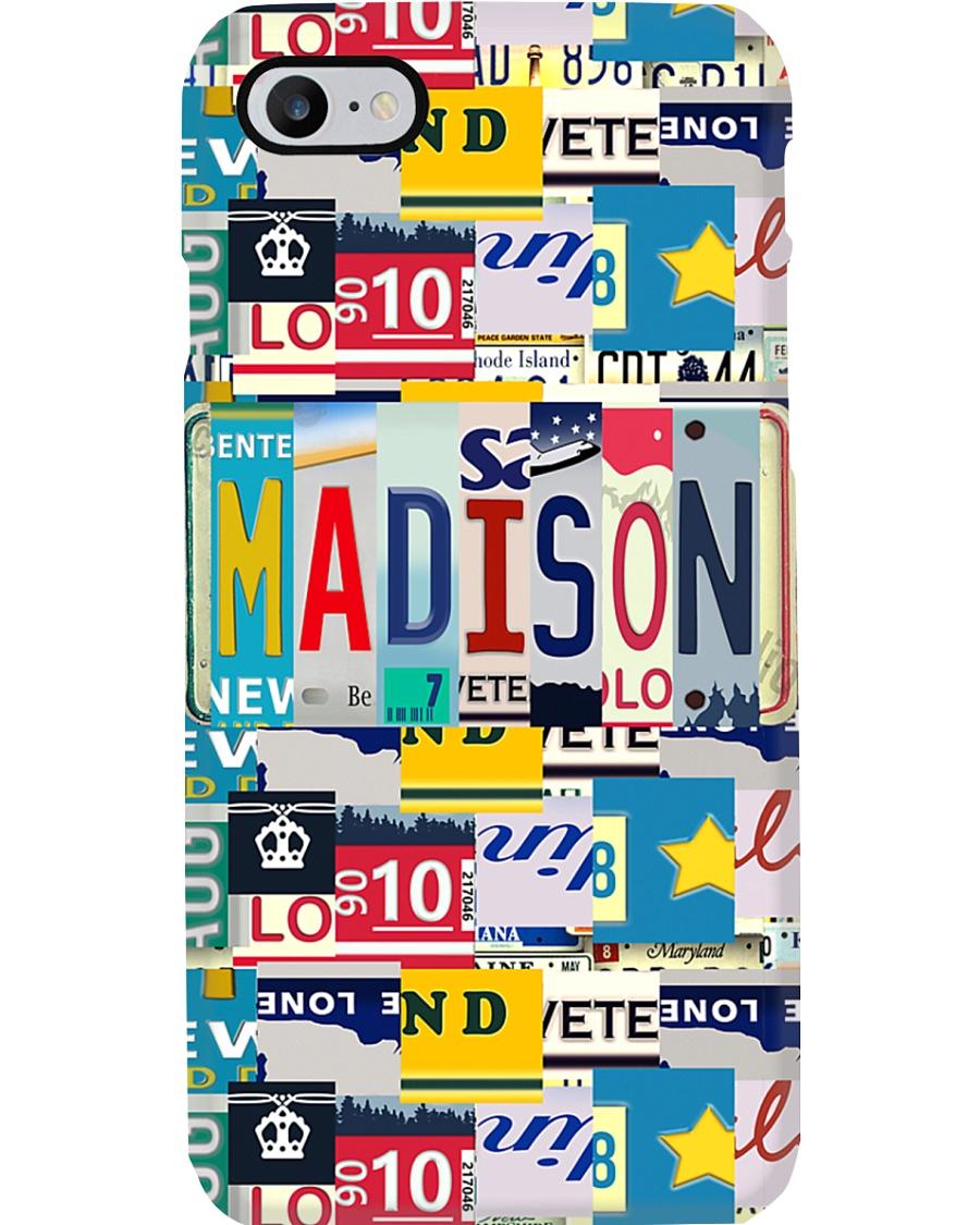 Madison - Vintage Style Phone Case