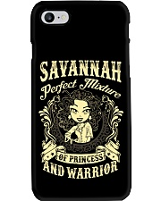 PRINCESS AND WARRIOR - Savannah Phone Case thumbnail