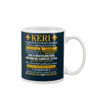 KERI - COMPLETELY UNEXPLAINABLE Mug thumbnail