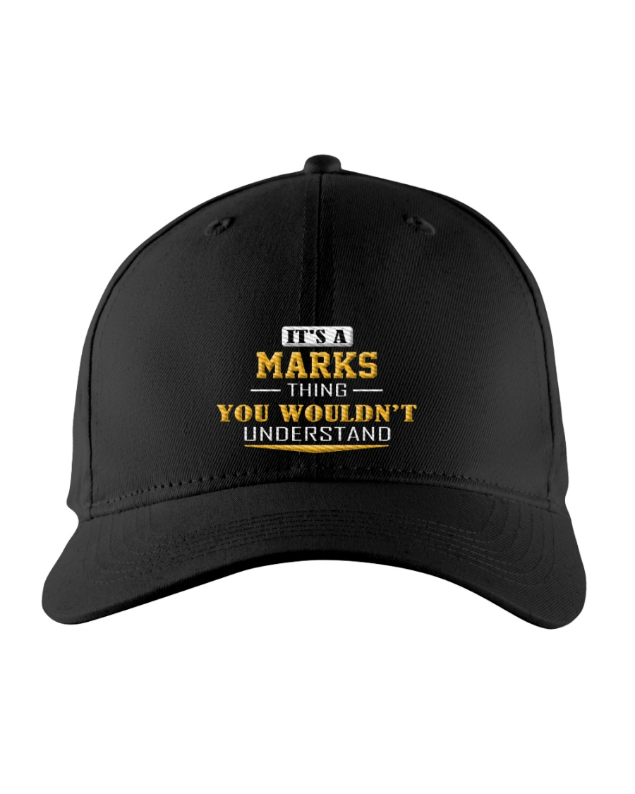 MARKS - Thing You Wouldnt Understand Embroidered Hat