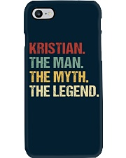THE LEGEND - Kristian Phone Case thumbnail