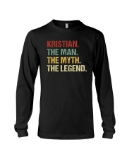 THE LEGEND - Kristian Long Sleeve Tee thumbnail