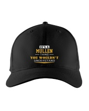 MULLEN - Thing You Wouldnt Understand Embroidered Hat front