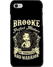 PRINCESS AND WARRIOR - Brooke Phone Case thumbnail