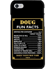 Doug fun facts Phone Case thumbnail