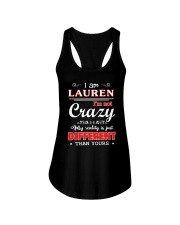 Lauren - My reality is just different than yours Ladies Flowy Tank thumbnail