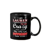 Lauren - My reality is just different than yours Mug thumbnail