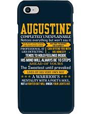 Augustine - Completely Unexplainable Phone Case thumbnail