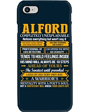 ALFORD - Completely Unexplainable Phone Case thumbnail