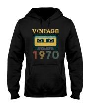 Vintage 1970 Hooded Sweatshirt thumbnail