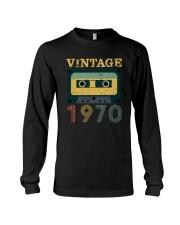 Vintage 1970 Long Sleeve Tee thumbnail