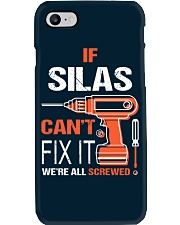 If Silas Cant Fix It - We Are All Screwed Phone Case thumbnail