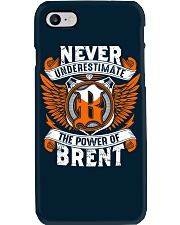 NEVER UNDERESTIMATE THE POWER OF BRENT Phone Case thumbnail