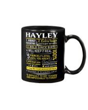 Hayley - Sweet Heart And Warrior Mug thumbnail