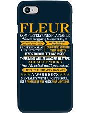 FLEUR - COMPLETELY UNEXPLAINABLE Phone Case thumbnail