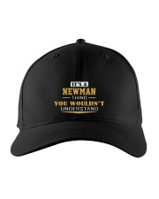 NEWMAN - Thing You Wouldnt Understand Embroidered Hat front