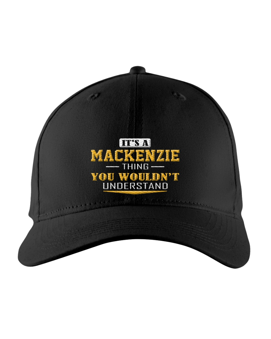 MACKENZIE - THING YOU WOULDNT UNDERSTAND Embroidered Hat