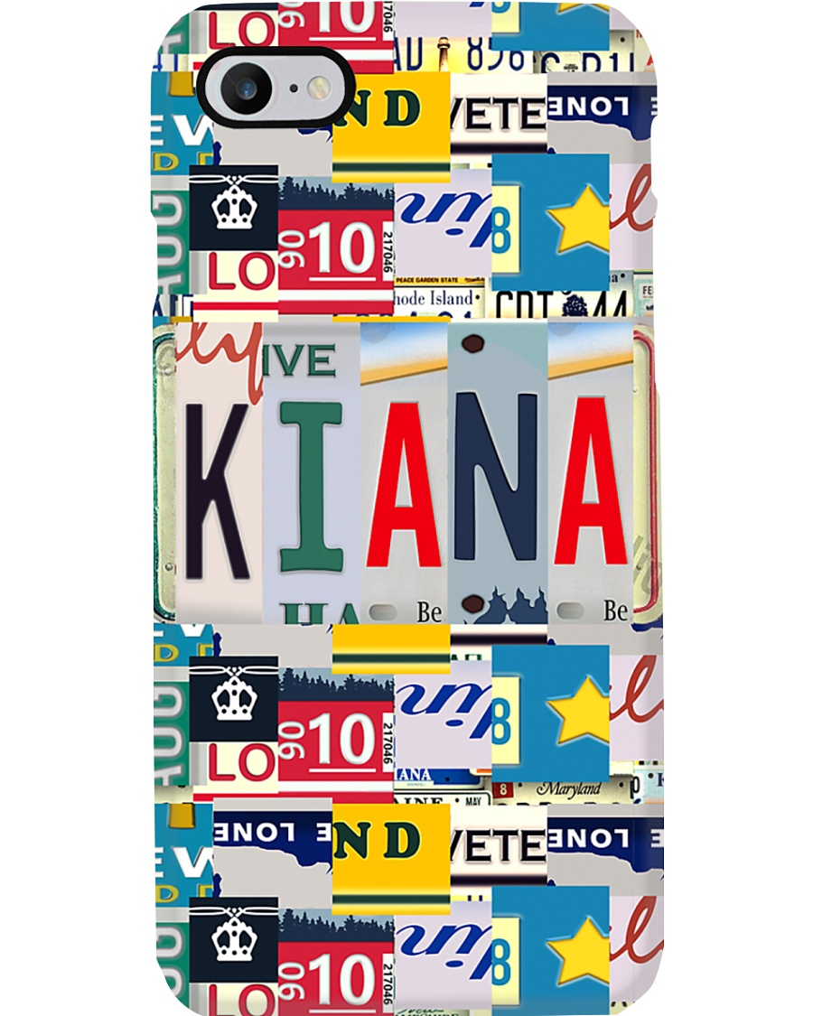 Kiana - Vintage Style Phone Case