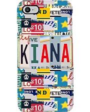 Kiana - Vintage Style Phone Case i-phone-7-case