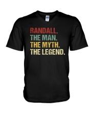 THE LEGEND - Randall V-Neck T-Shirt thumbnail