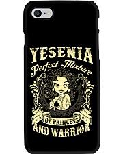 PRINCESS AND WARRIOR - Yesenia Phone Case thumbnail
