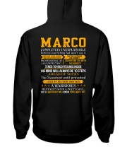 Marco - Completely Unexplainable Hooded Sweatshirt thumbnail