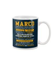 Marco - Completely Unexplainable Mug thumbnail