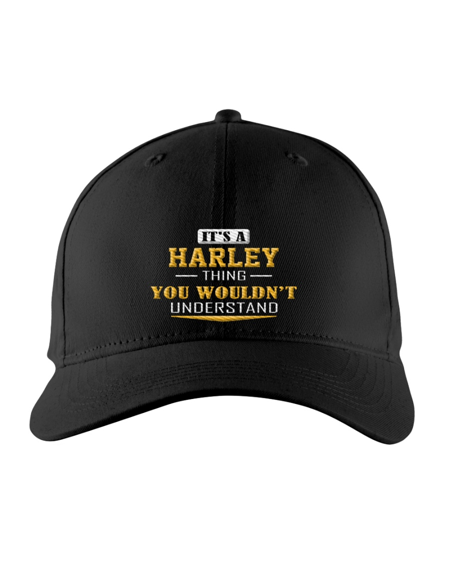 HARLEY - THING YOU WOULDNT UNDERSTAND Embroidered Hat