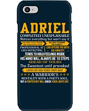 Adriel - Completely Unexplainable Phone Case thumbnail