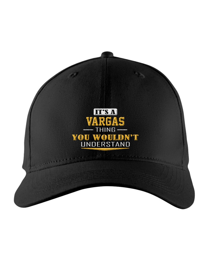 VARGAS - Thing You Wouldn't Understand Embroidered Hat