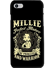 PRINCESS AND WARRIOR - Millie Phone Case thumbnail