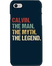 THE LEGEND - Calvin Phone Case thumbnail