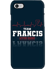 FRANCIS - Team DS02 Phone Case thumbnail
