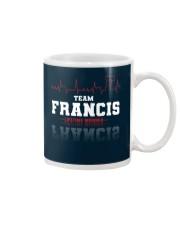 FRANCIS - Team DS02 Mug thumbnail