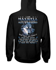 Maxwell - You dont know my story Hooded Sweatshirt thumbnail