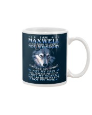 Maxwell - You dont know my story Mug tile