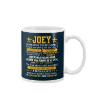 Joey - Completely Unexplainable Mug thumbnail