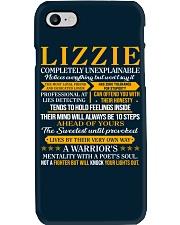 LIZZIE - COMPLETELY UNEXPLAINABLE Phone Case thumbnail
