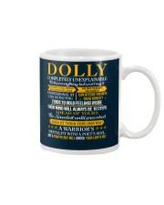 DOLLY - COMPLETELY UNEXPLAINABLE Mug thumbnail