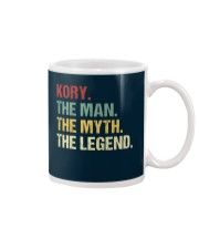 THE LEGEND - Kory Mug tile