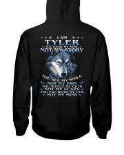 Tyler - You dont know my story Hooded Sweatshirt thumbnail