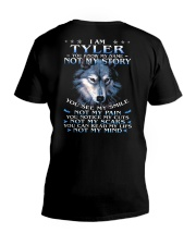 Tyler - You dont know my story V-Neck T-Shirt thumbnail